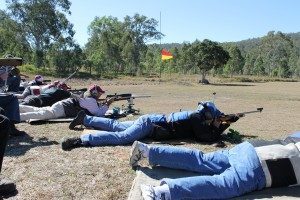 Target Rifle and F-Class shooters