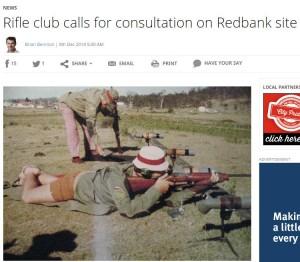 QT old redbank range
