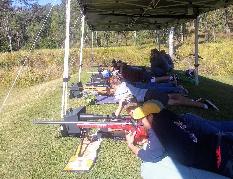 The firing line 2