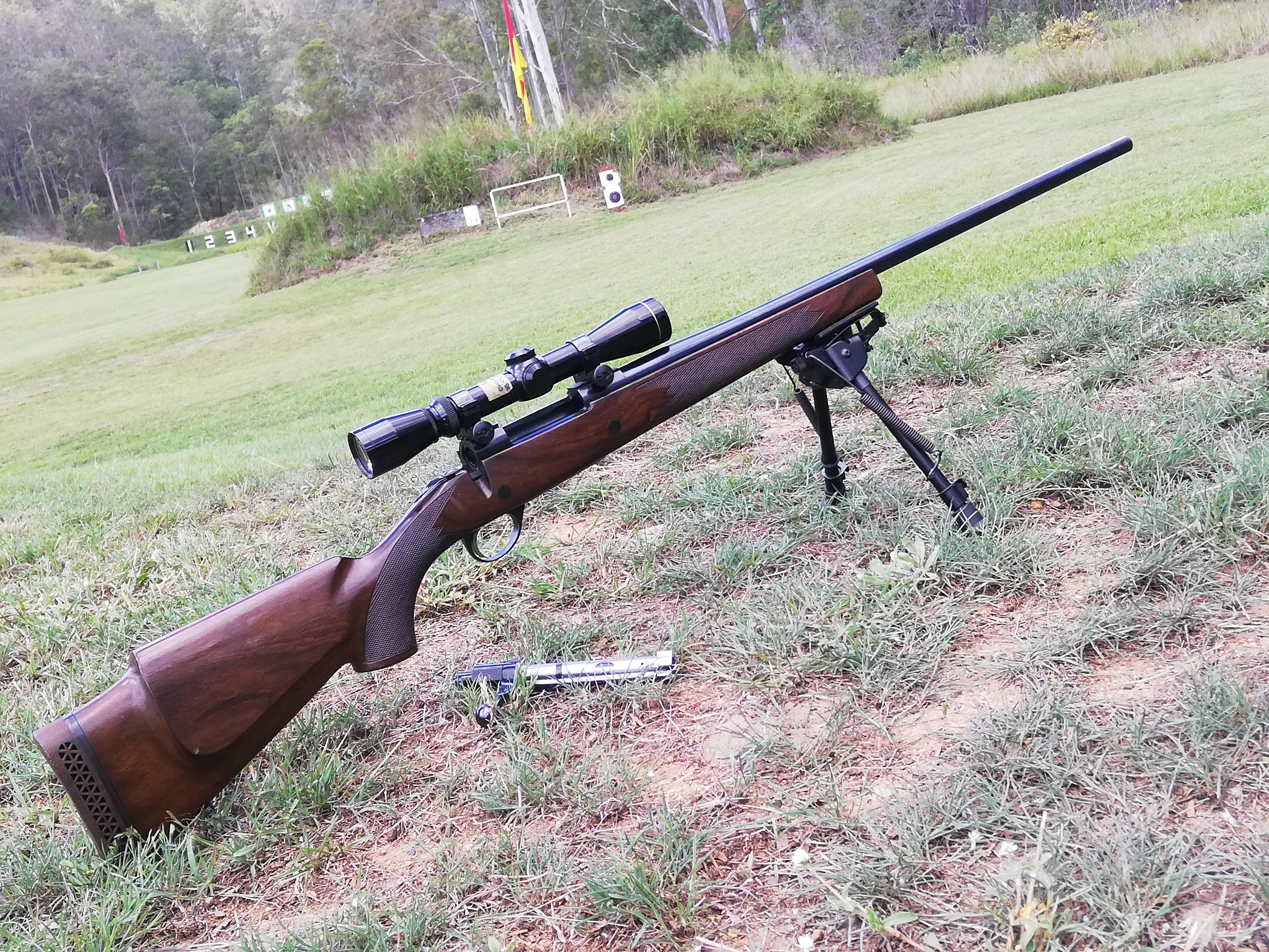 Sportier Class Rifle