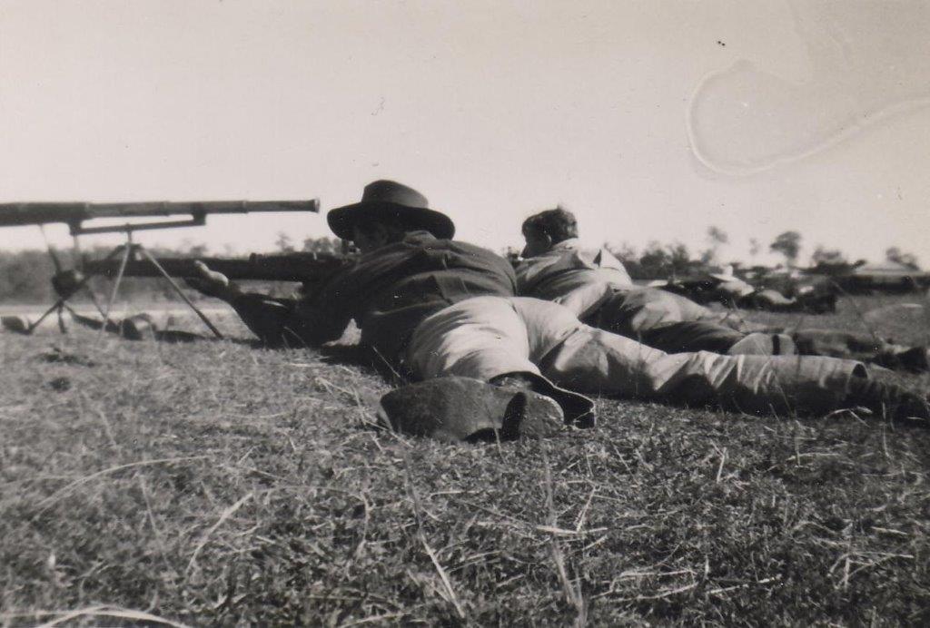 Redbank Rifle Range...